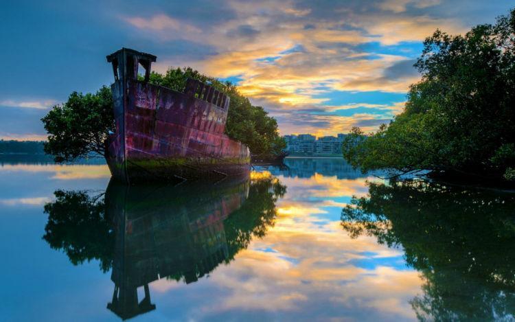 کشتی های مشهور غرق شده تاریخ معاصر