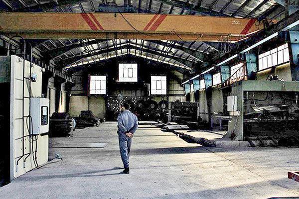 64 واحد صنعتی در استان قزوین وضعیت بحرانی دارند