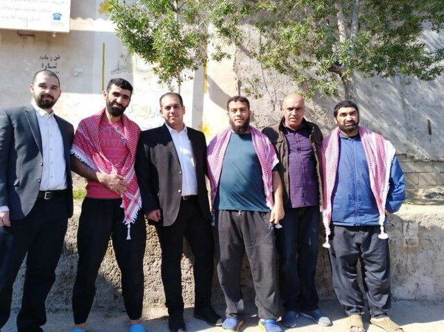 شهروندان اردنی بازداشت شده در ایران آزاد شدند