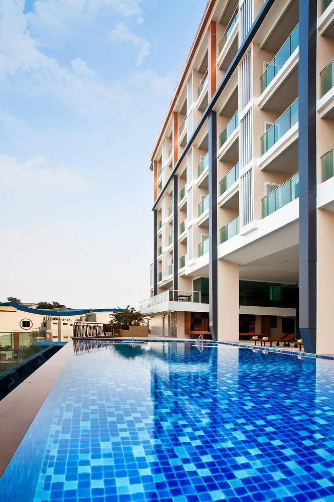 آشنایی با هتل 4 ستاره بالی های بای پاتایا