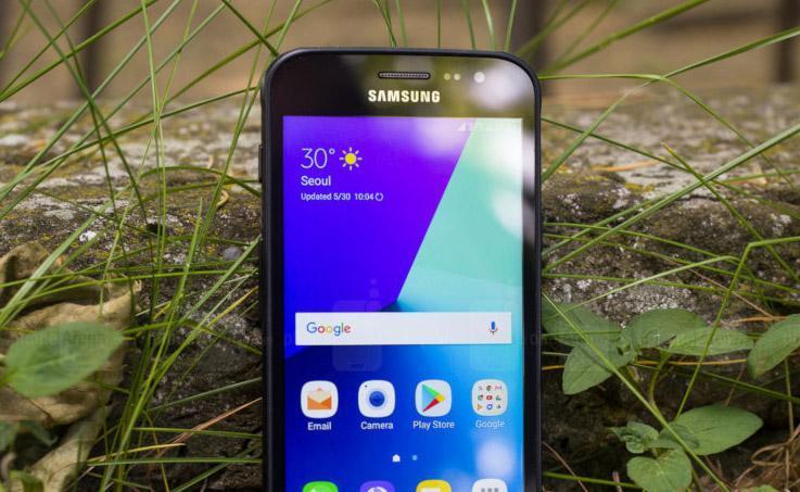 گوشی فوق مقاوم گلکسی Xcover 4S به زودی رونمایی می گردد