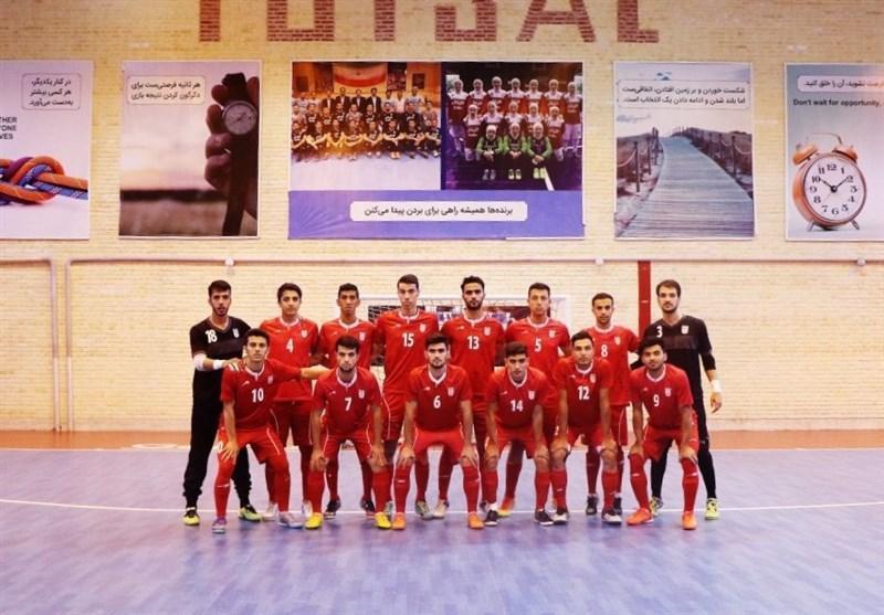 فهرست نهایی تیم فوتسال زیر 20 سال ایران اعلام شد