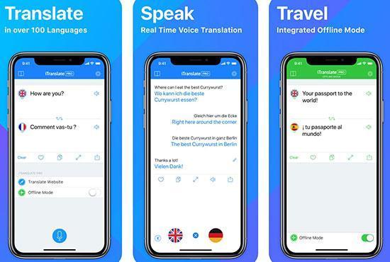 7 دستیار مترجم محبوب و کاربردی برای موبایل