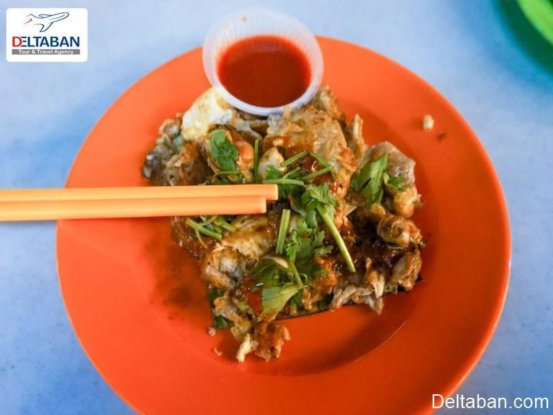 پنانگ، پایتخت غذاهای سنتی آسیا