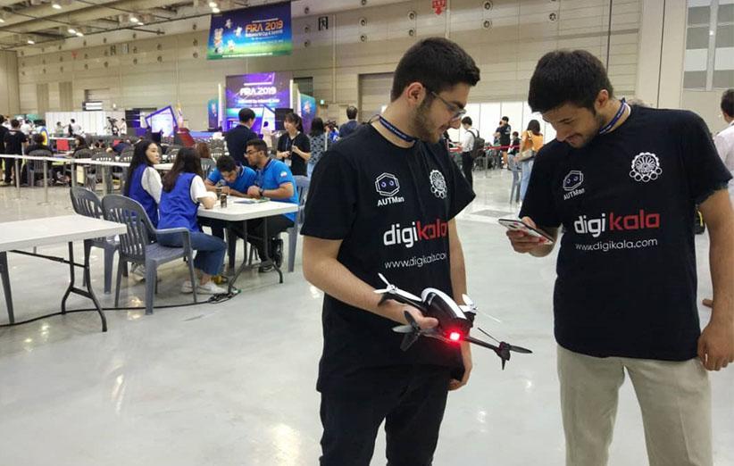 برگزاری مسابقات جهانی رباتیک فیرا 2018 در کره جنوبی