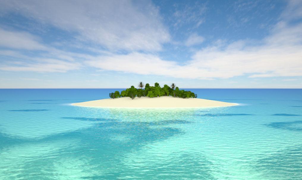جزایر زیبای دنیا