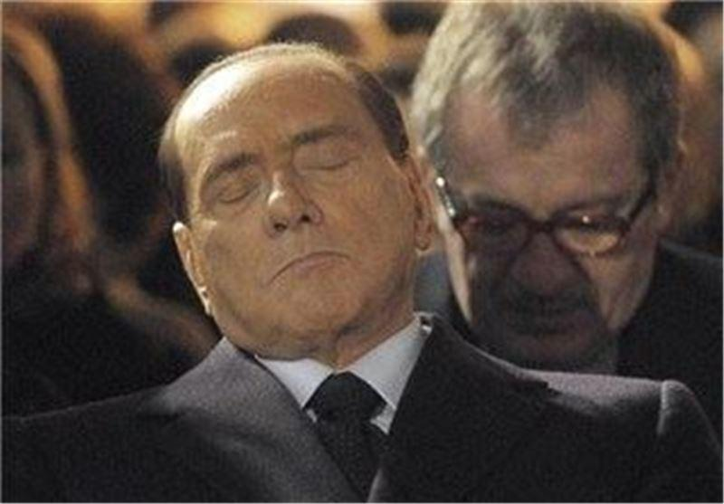 دفاع تمام قامت برلوسکونی از موسولینی