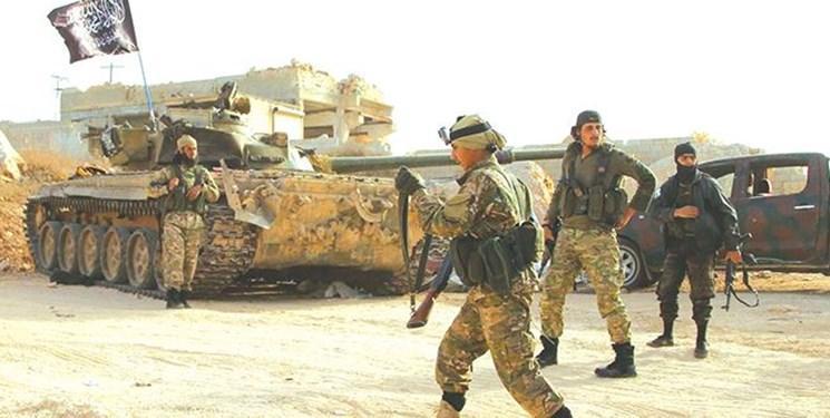 عقب نشینی کامل تروریست ها از خان شیخون سوریه