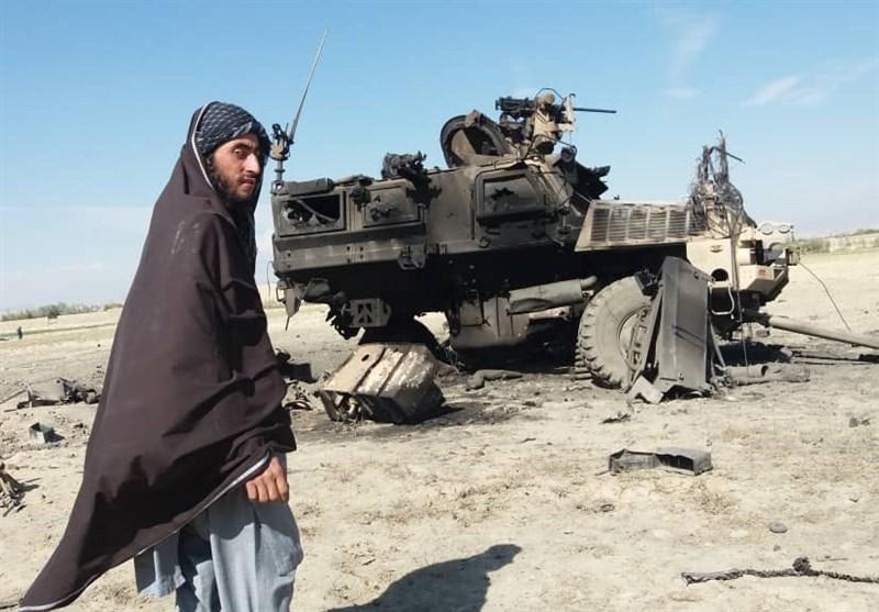 حمله طالبان به نیروهای آمریکایی در جنوب شرق افغانستان