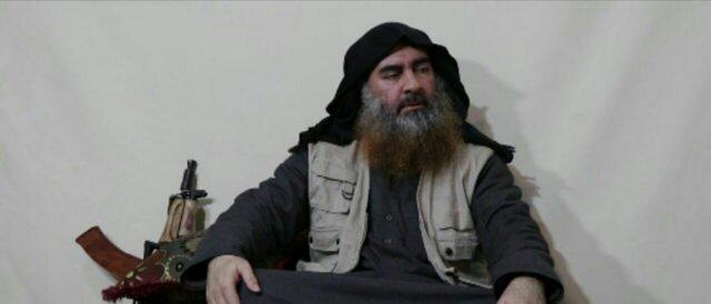 صدور حکم جلب بین المللی برای ابوبکر بغدادی
