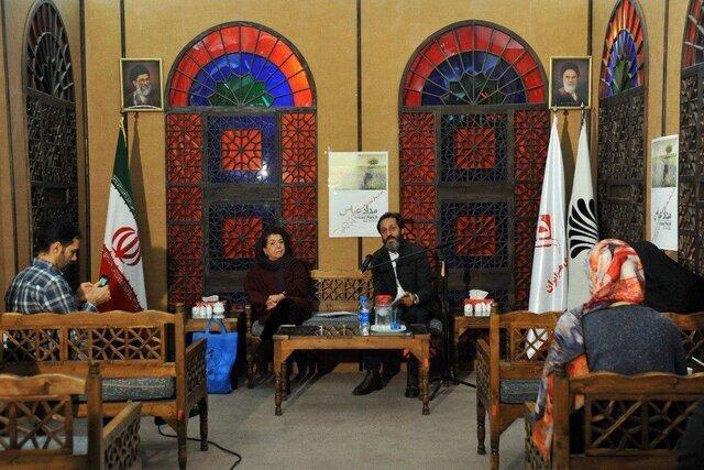 برگزاری نشست رسانه ای نمایشگاه نقاشی های کیارستمی در گالری گلستان