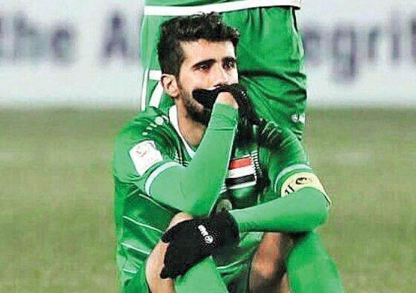 رسن: طرفداران عراقی ما را در بازی مقابل ایران تنها نگذارند، اگر تعهدات عملی نشود، از پرسپولیس جدا می شوم