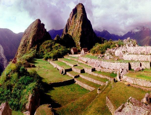 ماچو پیچو، شهر گمشدهٔ اینکاها