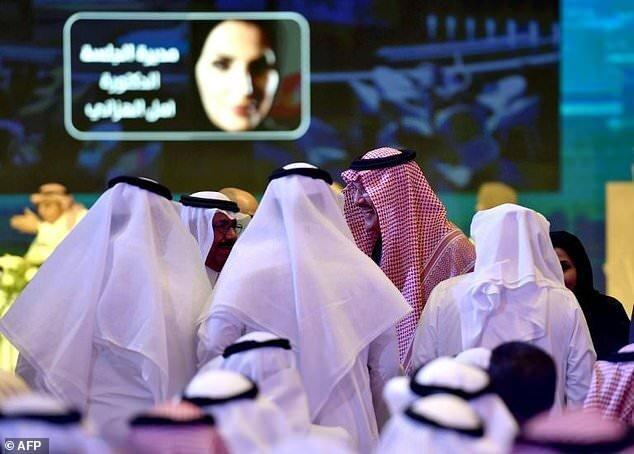 کنفرانس رسانه ای ریاض یک سال پس از قتل خاشقجی