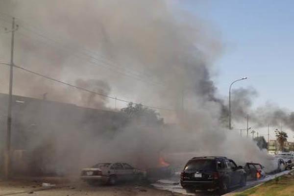 انفجار چند بمب جنوب شرق موصل را لرزاند