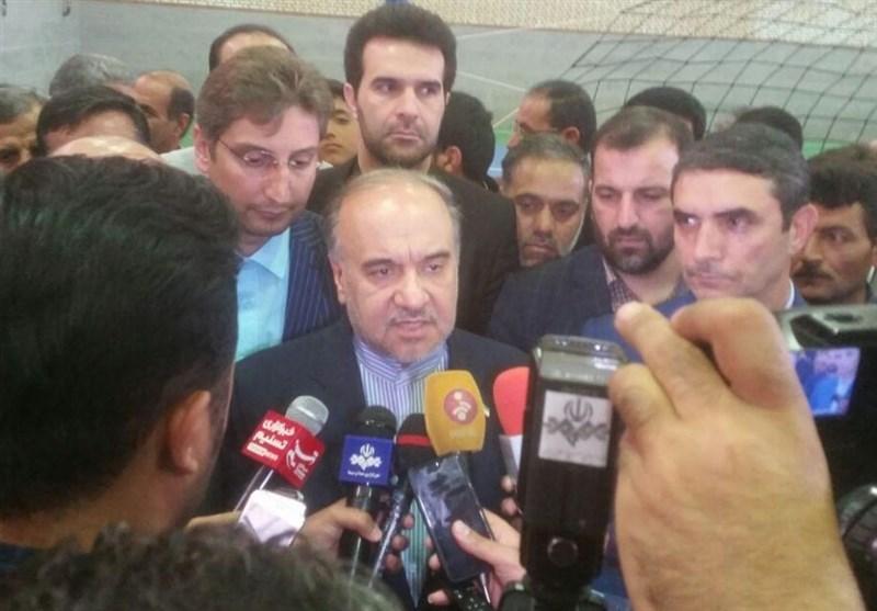 وزیر ورزش: سال جاری 700 پروژه ورزشی در کشور احداث می گردد