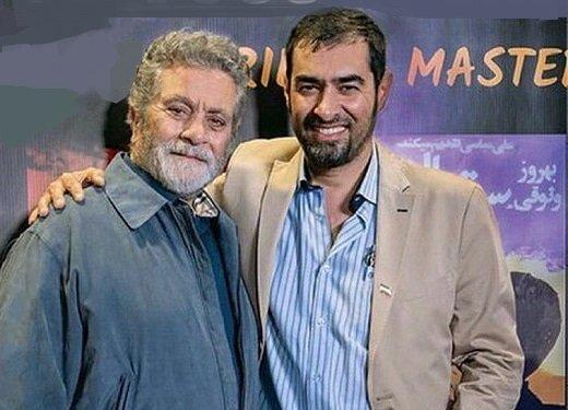 شهاب حسینی خواهان برطرف ممنوعیت حضور بهروز وثوقی در سینمای ایران شد