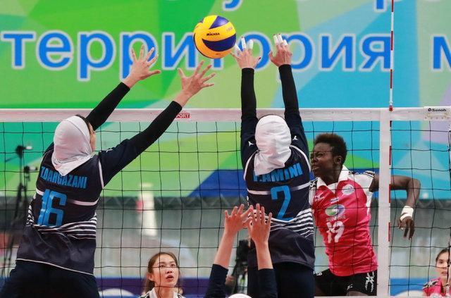 پنجمین باخت بانوان والیبالیست پیکان، انتها کار نماینده ایران بدون ارتقاء صندلی
