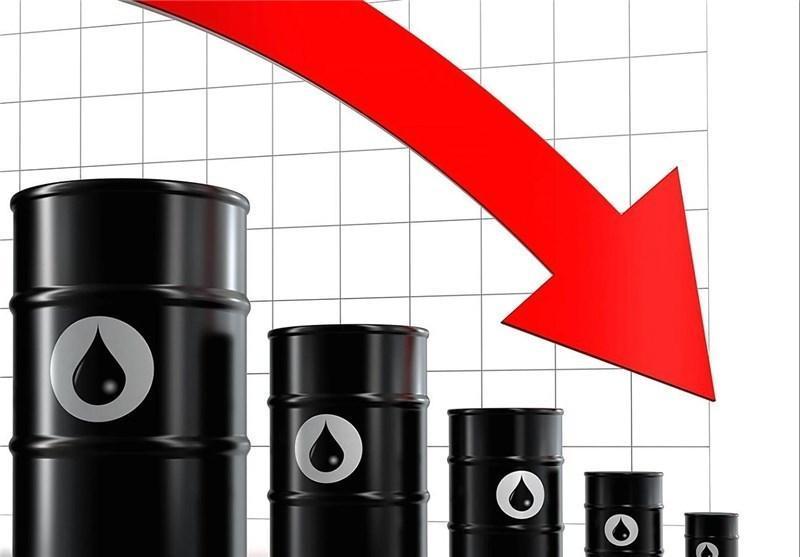 تداوم افت قیمت جهانی نفت با نگرانی از شیوع ویروس کرونا