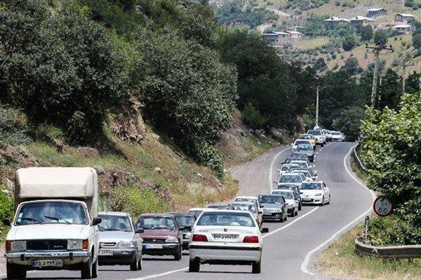 ترافیک نیمه سنگین در استان البرز، کاهش 7.2 درصدی تردد