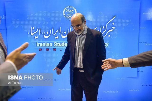 رییس صداوسیما مهمان خبرنگاران شد