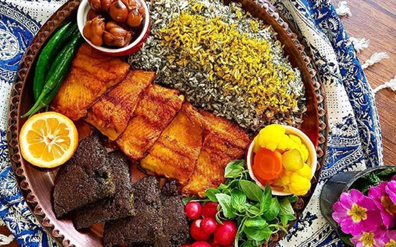 غذاهای شب عید و تاریخچه آن ها