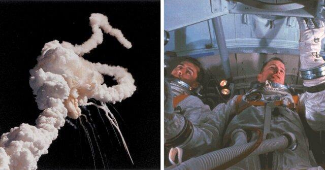 5 فاجعه فضایی که باعث تراژدی شدند