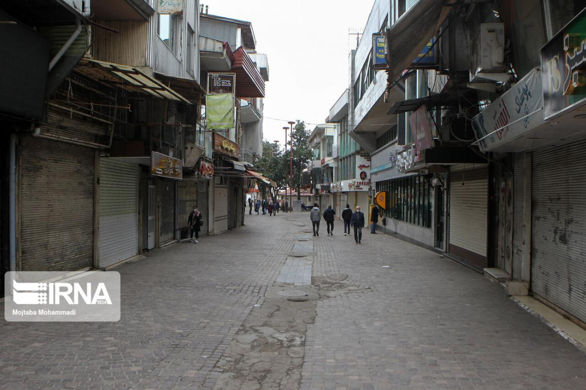 خبرنگاران حمایت تشکل های مردم نهاد کرمانشاه از طرح فاصله گذاری اجتماعی