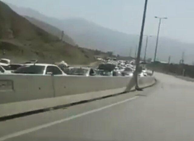 توضیحات پلیس درباره کلیپ ترافیک پر حجم در خروجی استان بوشهر