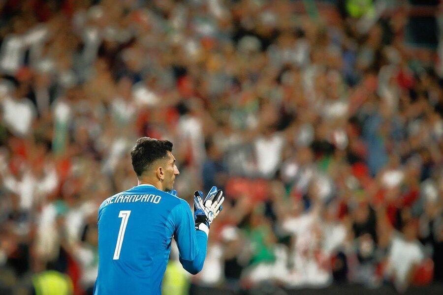 بیرانوند نامزد برترین بازیکن آسیایی جام جهانی شد