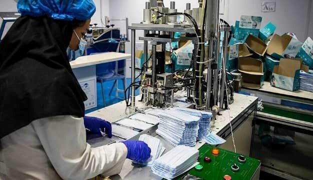 تامین بخش عمده اقلام بهداشتی مورد احتیاج گیلان توسط واحدهای صنعتی استان