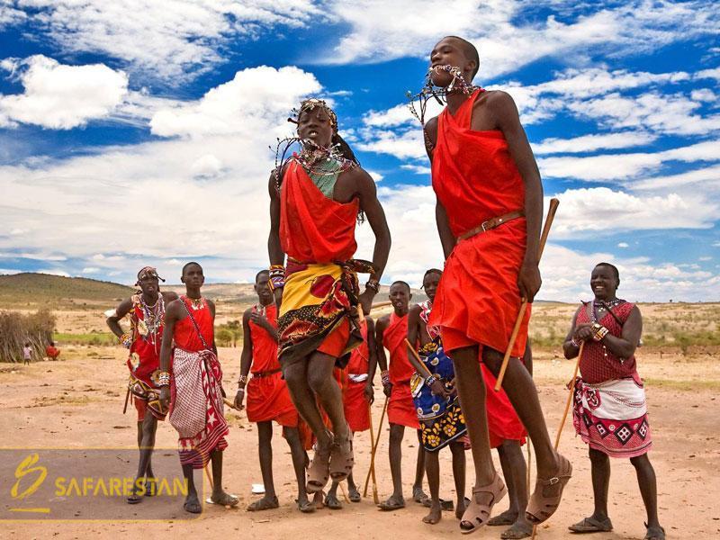 بلیط هواپیما به کنیا