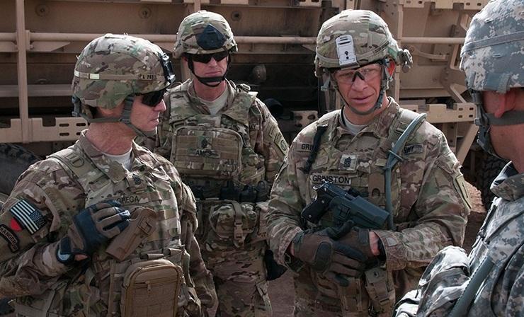 ابتلا به کرونای 25 تروریست آمریکایی در عین الاسد