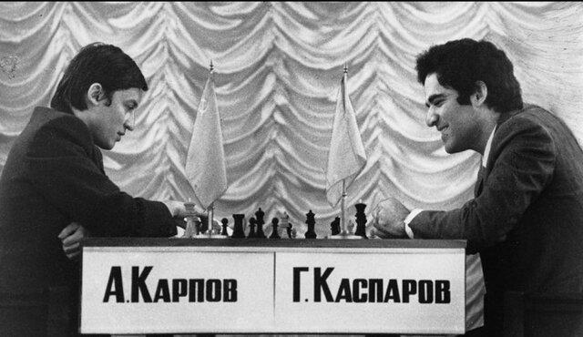 وقتی کاسپاروف در 22 سالگی قهرمان شطرنج دنیا شد
