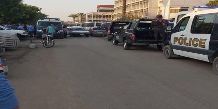 درگیری تروریست ها و نیروی امنیتی مصر 8 کشته بر جای گذاشت