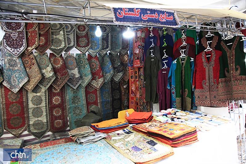 برگزاری 10 نمایشگاه صنایع دستی در علی آباد کتول در سال 98