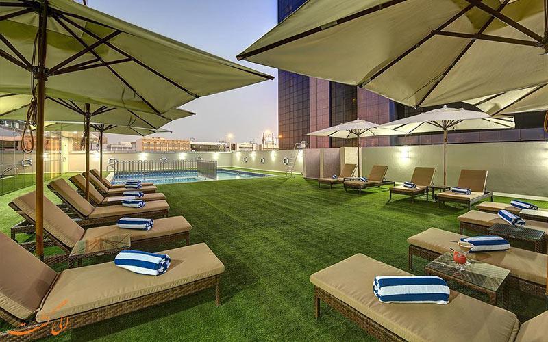 معرفی هتل رویال کنتیننتال دبی ، 4 ستاره