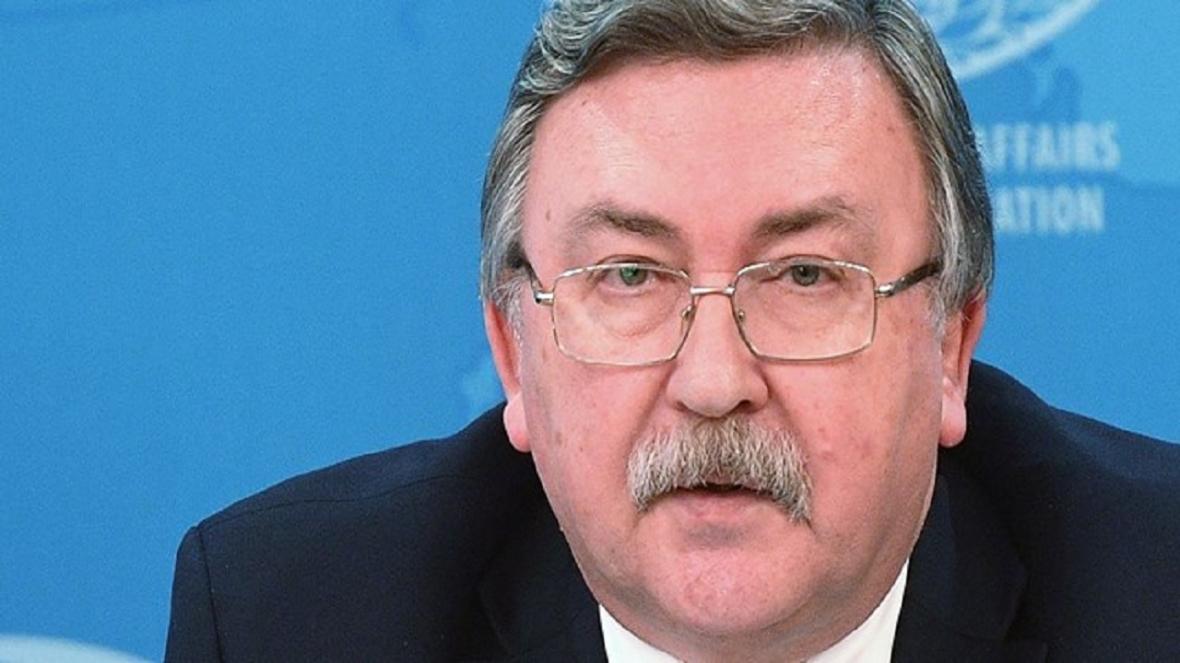 اولیانوف: ادعای آمریکا درباره مشارکت در برجام توهم است