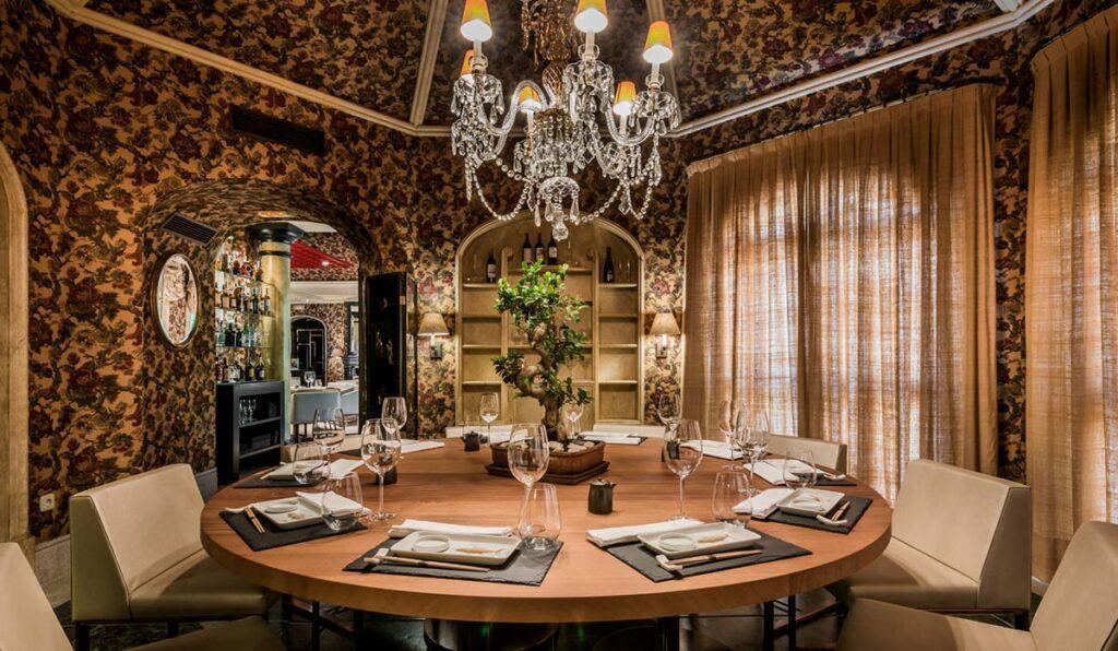 5 رستوران لوکس اروپا