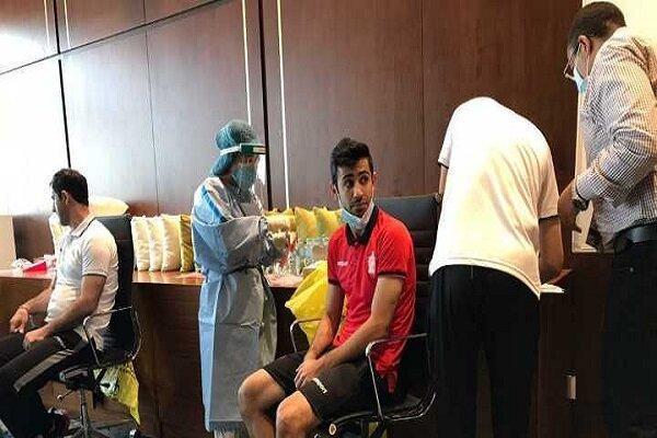 تست کرونای کاروان پرسپولیس قبل از بازی با السدقطر