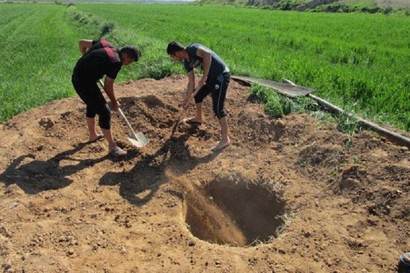 خبرنگاران سال جاری 120 حلقه چاه غیرمجاز در مهاباد پُر می گردد