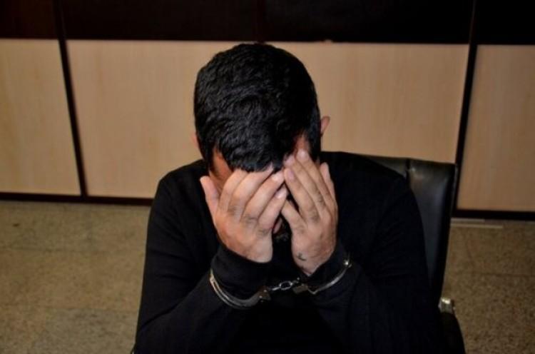 زاویه پنهان دستگیری یک متهم به تجاوز