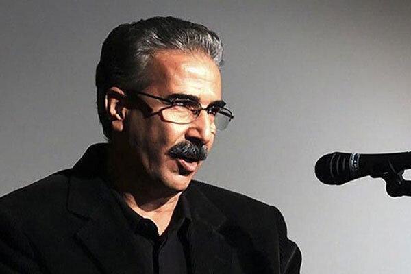 حسین انتظامی درگذشت مدیر مسئول فیلم را تسلیت گفت