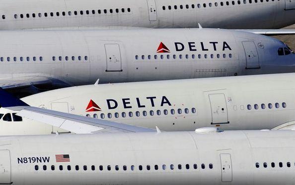 مرخصی بدون حقوق بیش از 1900 خلبان خطوط هوایی دلتا