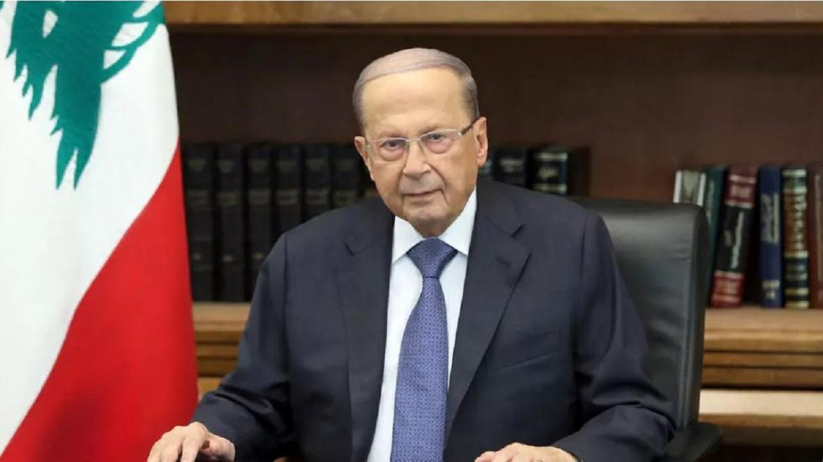 تاکید میشل عون بر اجرای عدالت در قبال مقصران انفجار بندر بیروت