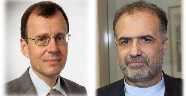 جلالی: همکاری هسته ای ایران و روسیه در مقابل فشار آمریکا ادامه می یابد