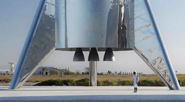 طراحی موشک استارشیپ آپدیت می گردد