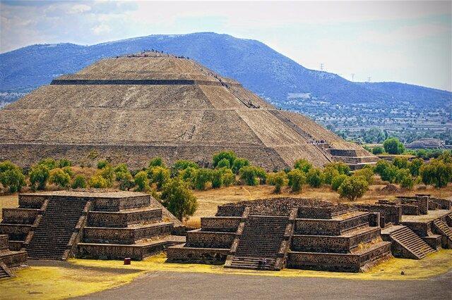 مقصد گردشگری مهم مکزیک بازگشایی شد