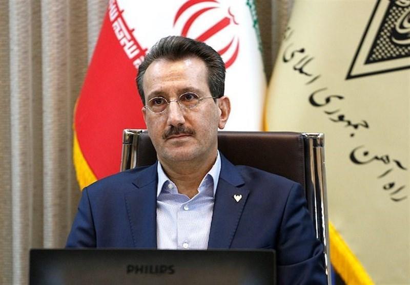 مدیرعامل راه آهن: انجام غربالگری مسافران در قطارها، 5 درصد قطارهای مسافربری ایران 5 ستاره است