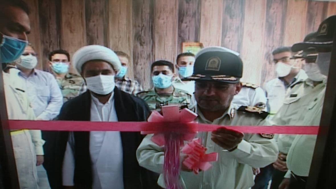 آزمایشگاه تشخیص عدم اعتیاد در ایرانشهر افتتاح شد
